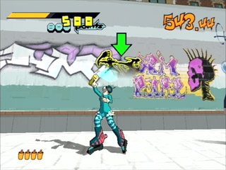 Another Jet Set Radio screenshot