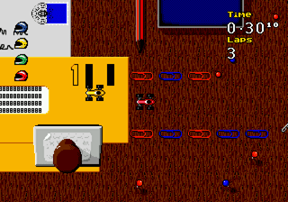 Another Micro Machines 2: Turbo Tournament '96 screenshot
