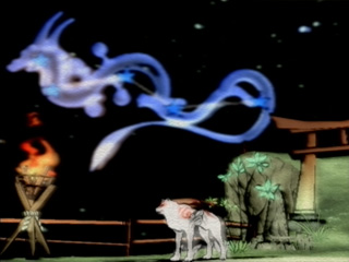 Another Okami screenshot