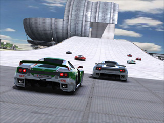 Trackmania United screenshot